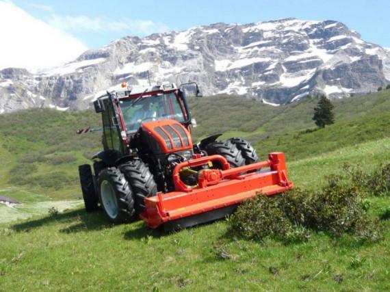 Venta De Tractores Alta Monta 241 A De Segunda Mano Y Nuevos